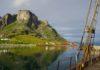 Séjour à bord d'un vieux voilier en Norvège
